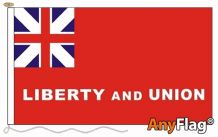 - LIBERTY AND UNION ANYFLAG RANGE - VARIOUS SIZES